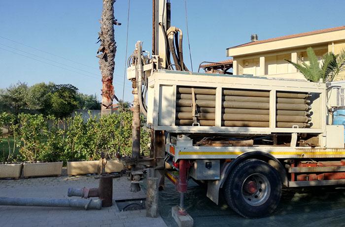Pozzi d'Acqua per Privati e Condomini Sardegna
