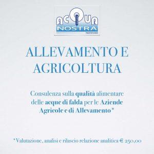 Allevamento e Agricoltura - Acquanostra di Achenza Roberto